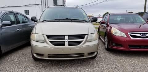 2007 Dodge Grand Caravan for sale at Sissonville Used Cars in Charleston WV