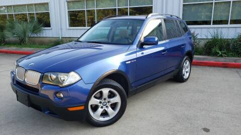 2007 BMW X3 for sale at Houston Auto Preowned in Houston TX
