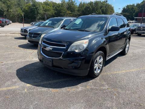 2011 Chevrolet Equinox for sale at Certified Motors LLC in Mableton GA