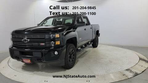 2017 Chevrolet Silverado 2500HD for sale at NJ State Auto Used Cars in Jersey City NJ