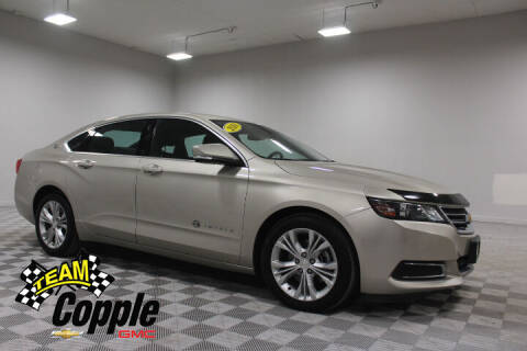 2014 Chevrolet Impala for sale at Copple Chevrolet GMC Inc in Louisville NE