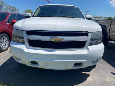 2010 Chevrolet Suburban for sale at BEST AUTO SALES in Russellville AR