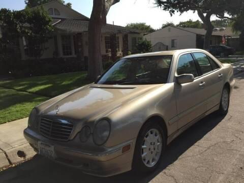 2000 Mercedes-Benz E-Class for sale at L.A. Vice Motors in San Pedro CA