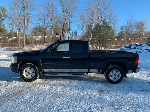 2007 Chevrolet Silverado 1500 for sale at Hart's Classics Inc in Oxford ME