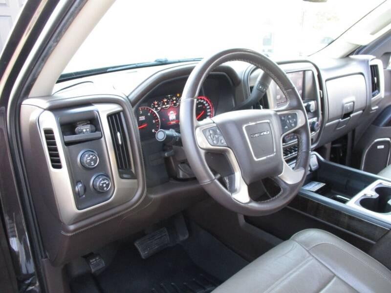 2014 GMC Sierra 1500 4x4 Denali 4dr Crew Cab 5.8 ft. SB - Crystal Lake IL