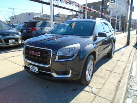 2013 GMC Acadia for sale at CAR CENTER INC in Chicago IL