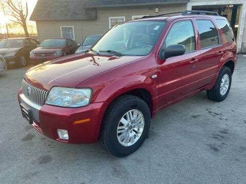 2007 Mercury Mariner for sale at Global Auto Finance & Lease INC in Maywood IL