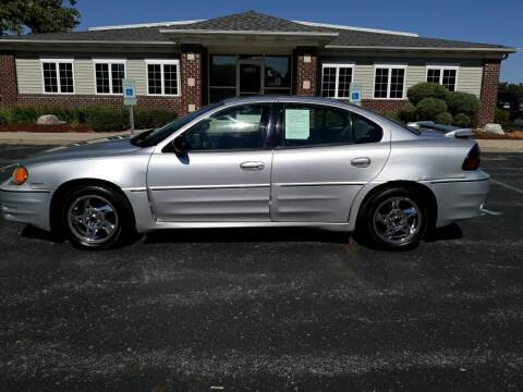 2002 Pontiac Grand Am for sale at Pierce Automotive, Inc. in Antwerp OH