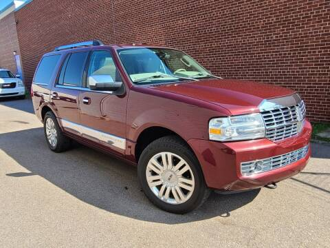 2012 Lincoln Navigator for sale at Minnesota Auto Sales in Golden Valley MN