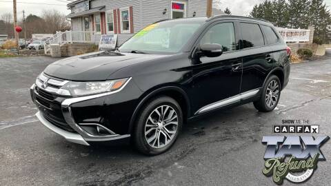 2016 Mitsubishi Outlander for sale at RBT Automotive LLC in Perry OH