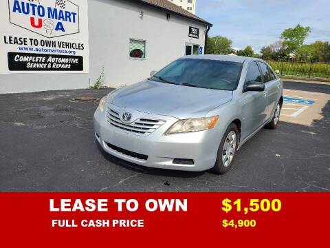 2007 Toyota Camry for sale at Auto Mart USA -Lease To Own in Kansas City MO