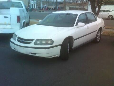 2004 Chevrolet Impala for sale at University Auto Sales Inc in Pocatello ID