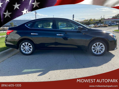 2018 Nissan Sentra for sale at Midwest Autopark in Kansas City MO