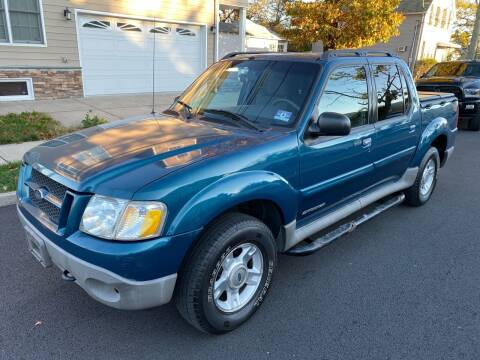 2001 Ford Explorer Sport Trac for sale at Jordan Auto Group in Paterson NJ