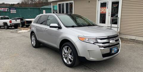 2012 Ford Edge for sale at Home Towne Auto Sales in North Smithfield RI