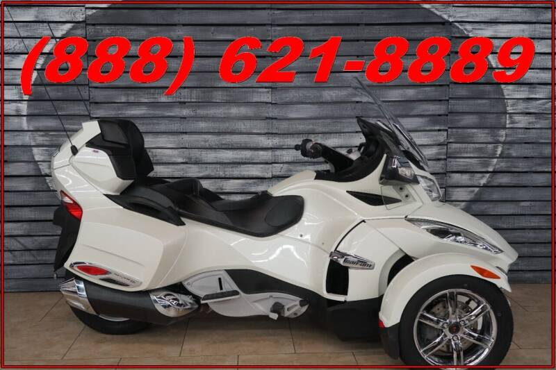 2012 Can-Am Spyder for sale at AZautorv.com in Mesa AZ