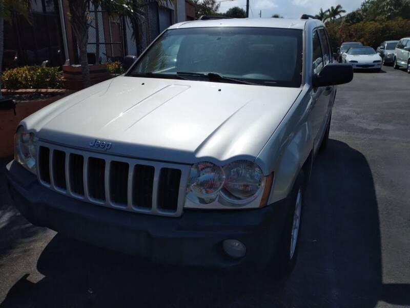 2006 Jeep Grand Cherokee for sale at LAND & SEA BROKERS INC in Pompano Beach FL