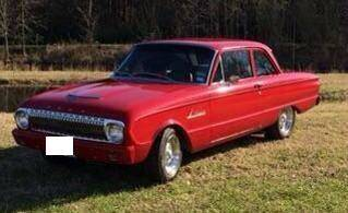 1962 Ford Falcon for sale at Haggle Me Classics in Hobart IN