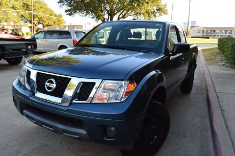 2013 Nissan Frontier for sale at E-Auto Groups in Dallas TX