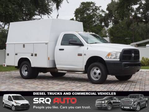 2012 RAM Ram Chassis 3500 for sale at SRQ Auto LLC in Bradenton FL