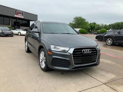 2018 Audi Q3 for sale at KIAN MOTORS INC in Plano TX