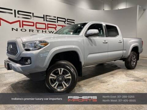 2019 Toyota Tacoma for sale at Fishers Imports in Fishers IN