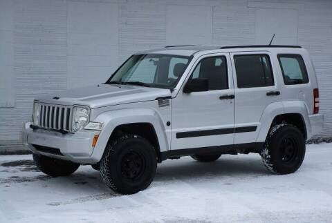 2011 Jeep Liberty for sale at Kohmann Motors & Mowers in Minerva OH