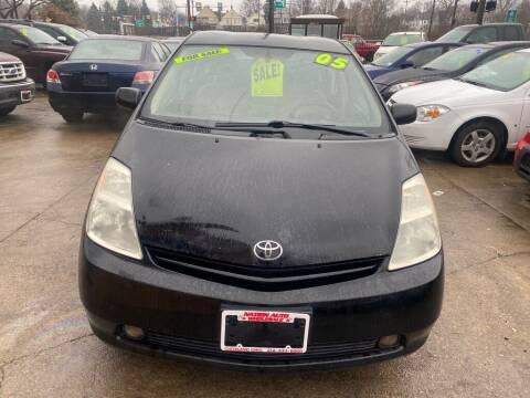 2005 Toyota Prius for sale at Nation Auto Wholesale in Cleveland OH