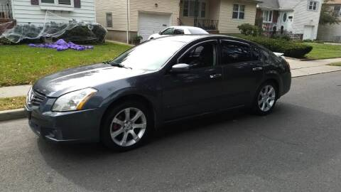 2007 Nissan Maxima for sale at Morris Ave Auto Sale in Elizabeth NJ