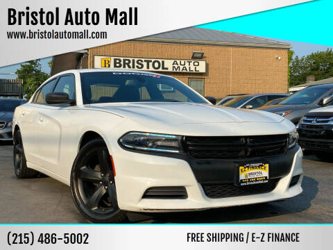 2016 Dodge Charger for sale at Bristol Auto Mall in Levittown PA