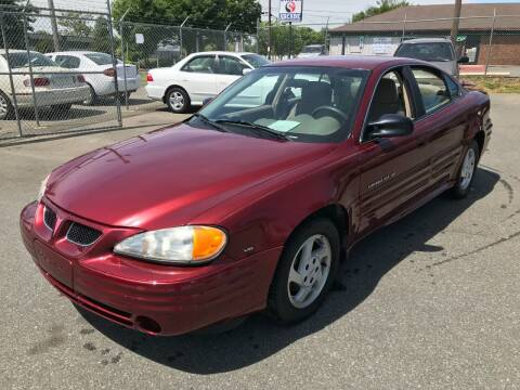 2000 Pontiac Grand Am for sale at Mike's Auto Sales of Charlotte in Charlotte NC
