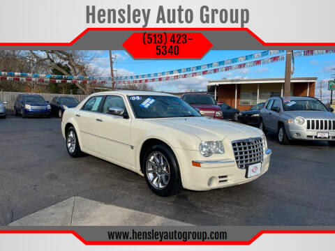 2005 Chrysler 300 for sale at Hensley Auto Group in Middletown OH