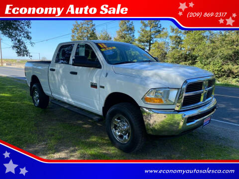 2011 RAM Ram Pickup 2500 for sale at Economy Auto Sale in Modesto CA