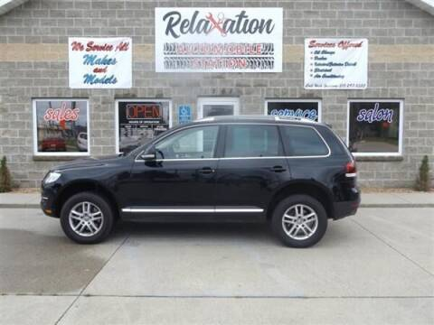 2008 Volkswagen Touareg 2 for sale at Relaxation Automobile Station in Moorhead MN