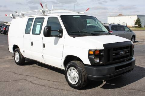 2013 Ford E-Series Cargo for sale at New Mobility Solutions in Jackson MI