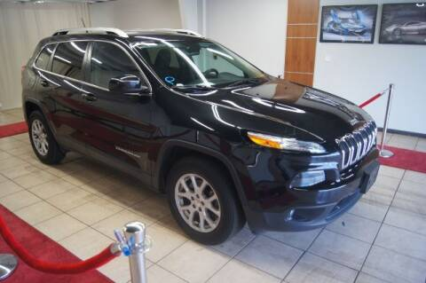 2016 Jeep Cherokee for sale at Adams Auto Group Inc. in Charlotte NC