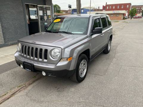 2015 Jeep Patriot for sale at Midtown Autoworld LLC in Herkimer NY