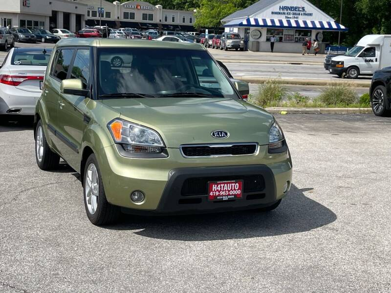 2011 Kia Soul for sale at H4T Auto in Toledo OH