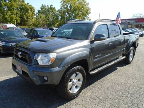 2014 Toyota Tacoma for sale at International Motors in Laurel MD