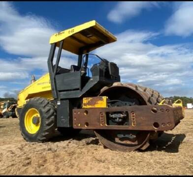 2013 BOMAG  BW177D  for sale at Vehicle Network - Milam's Equipment Sales in Sutherlin VA