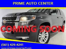 2015 Chevrolet Suburban for sale at PRIME AUTO CENTER in Palm Springs FL