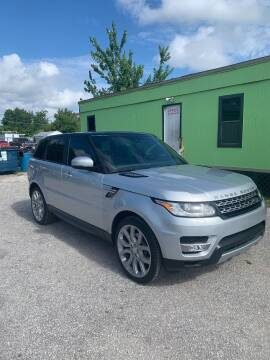2015 Land Rover Range Rover Sport for sale at Marvin Motors in Kissimmee FL