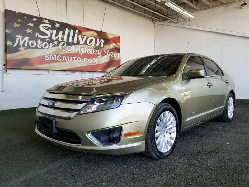 2012 Ford Fusion Hybrid for sale in Mesa, AZ