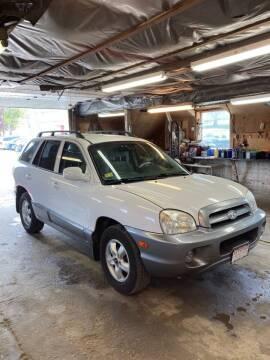 2005 Hyundai Santa Fe for sale at Lavictoire Auto Sales in West Rutland VT