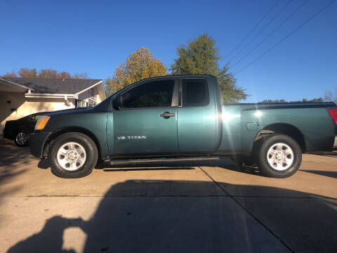 2005 Nissan Titan for sale at H3 Auto Group in Huntsville TX
