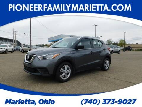 2018 Nissan Kicks for sale at Pioneer Family preowned autos in Williamstown WV
