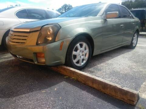 2005 Cadillac CTS for sale at JacksonvilleMotorMall.com in Jacksonville FL