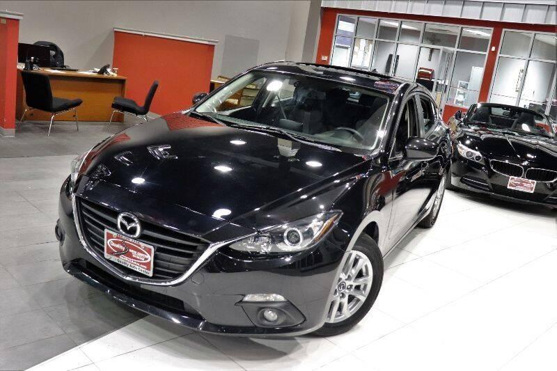 2016 Mazda MAZDA3 for sale at Quality Auto Center in Springfield NJ