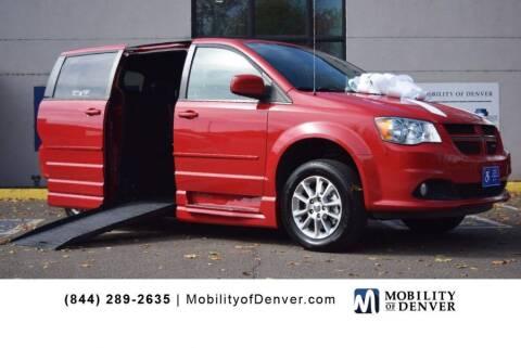 2012 Dodge Grand Caravan for sale at CO Fleet & Mobility in Denver CO