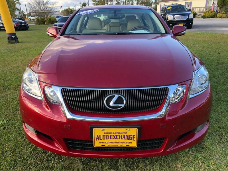 2011 Lexus GS 350 for sale at Kinston Auto Mart in Kinston NC